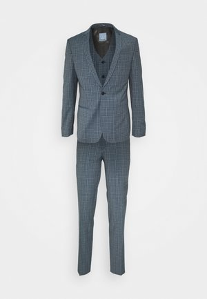 NOAH 3PCS SUIT - Oblek - mid blue