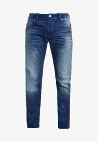 ARC 3D SLIM FIT - Slim fit jeans - joane stretch denim - worker blue faded