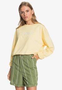 Roxy - DIAMOND GLOW - Shorts - vineyard green - 3