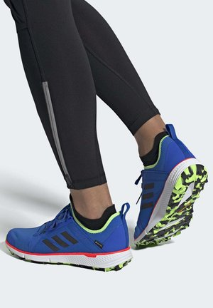 TERREX SPEED GORE-TEX TRAIL RUNNING SHOE - Hardloopschoenen neutraal - blue