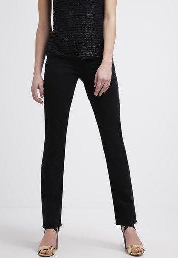 VENUS - Trousers - black