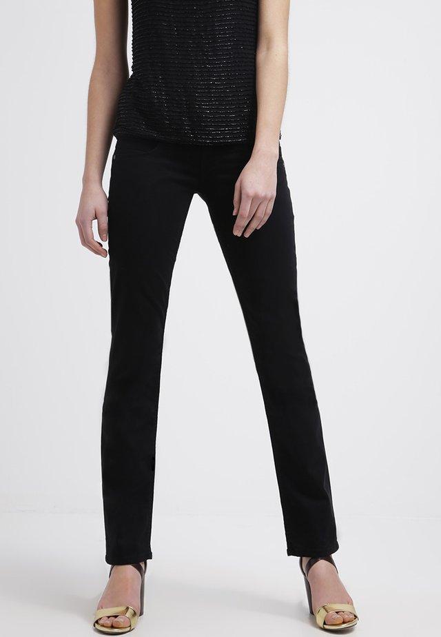 VENUS - Pantalones - black