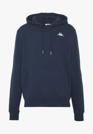 VEND - Hoodie - dress blue asters