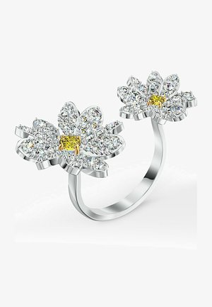 ETERNAL FLOWER - Ring - silber