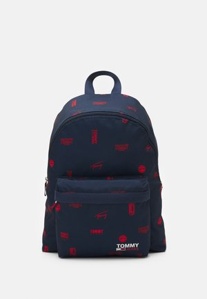 CAMPUSDOME BACKPACK PRINT UNISEX - Rucksack - blue
