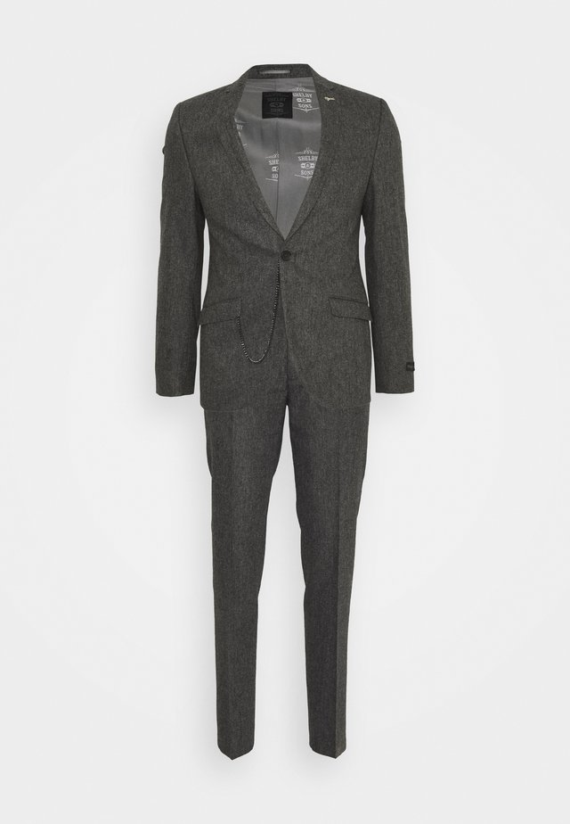 NEWTOWN SUIT - Puku - grey