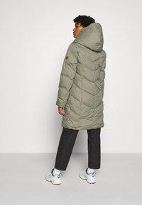 Ragwear - NATALKA - Winter coat - dusty olive - 2