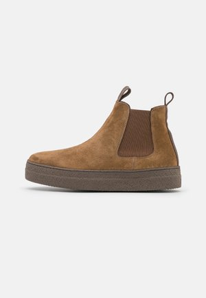 Ankle boots - evolo sigaro