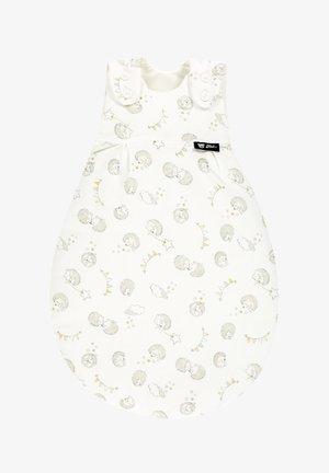 Baby's sleeping bag - snow white