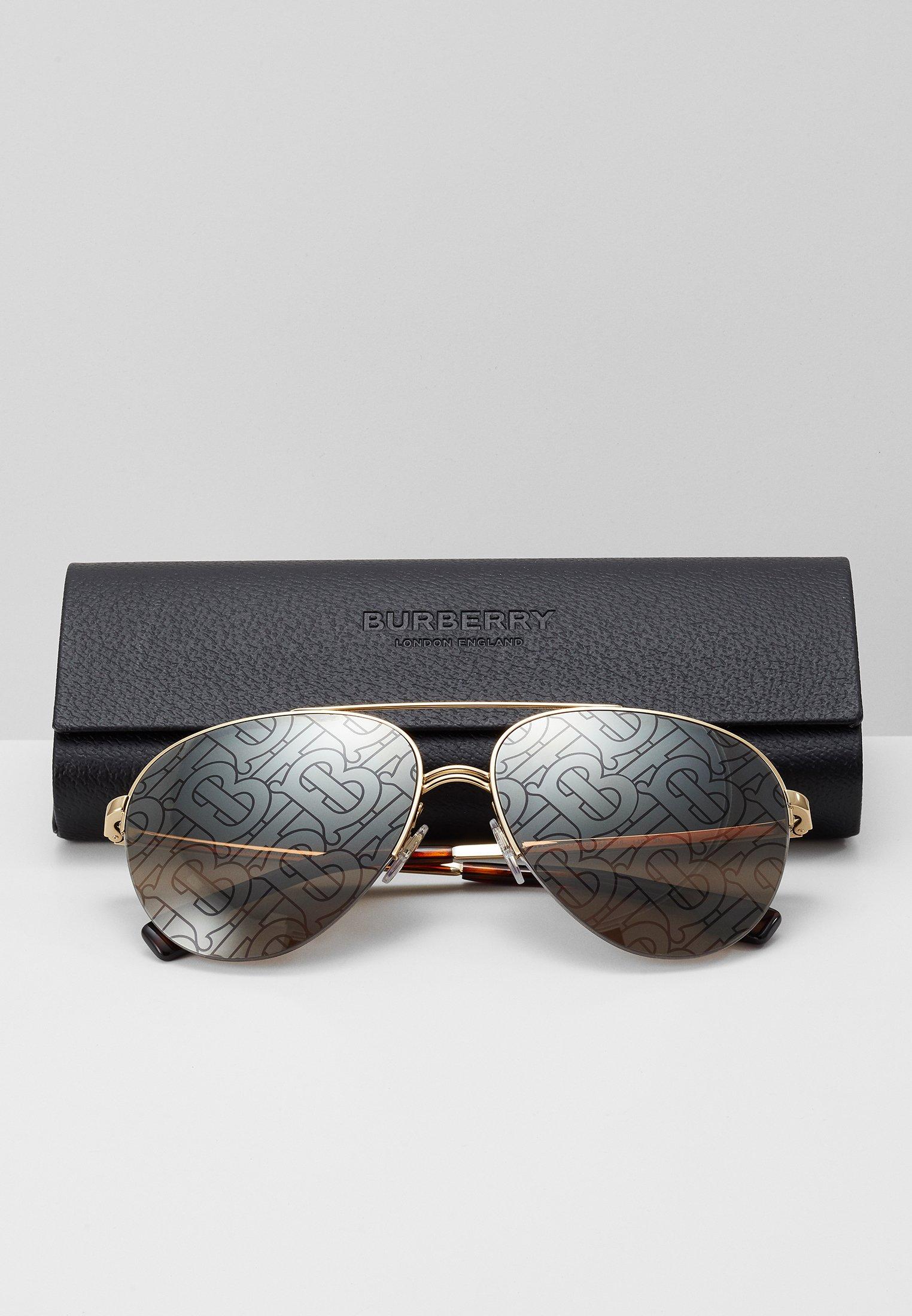 Burberry Solbriller - gold/gull FuLUr7zXCvXP2wu