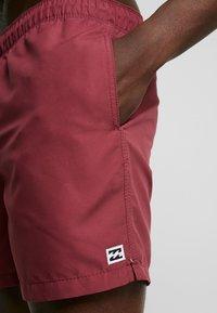 Billabong - Shorts da mare - blood - 3