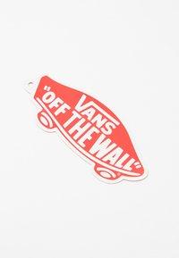 Vans - STYLE 36 - Sneakersy niskie - biking red/poinsettia - 5