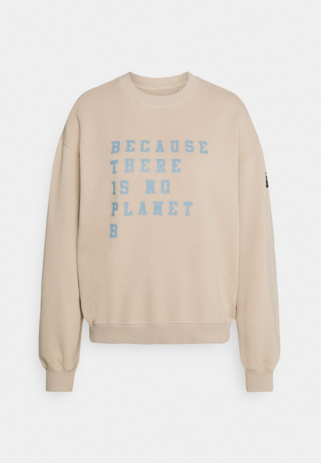 CERVINO WOMAN - Sweatshirt - beige