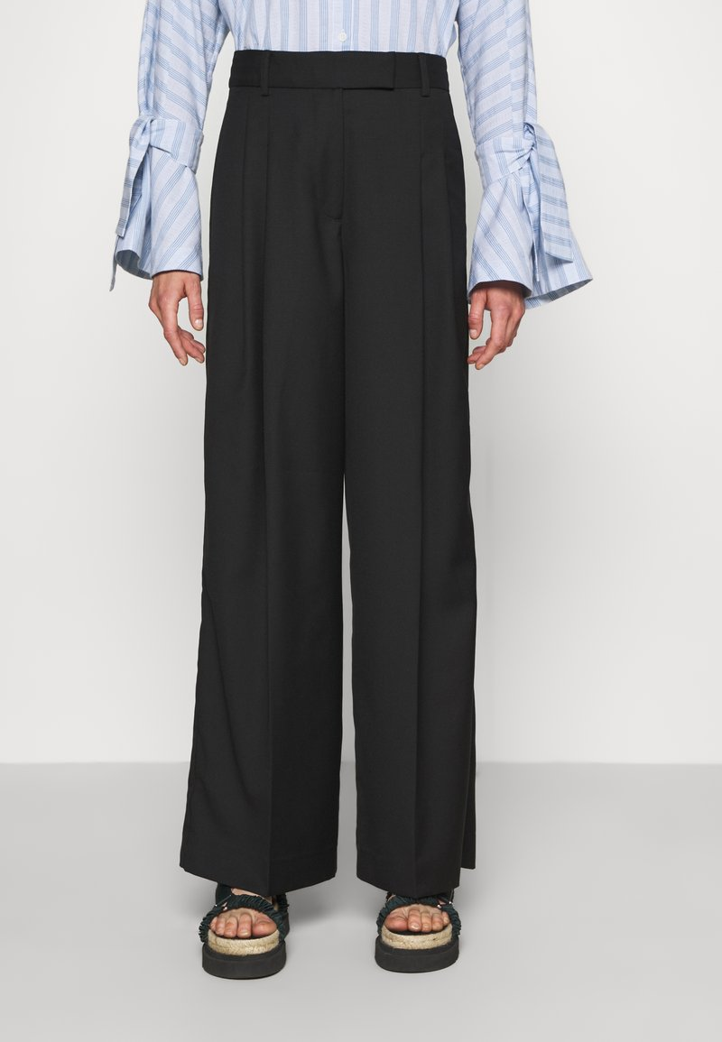 By Malene Birger - CYMBARIA - Trousers - black