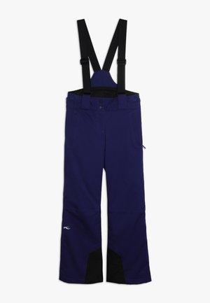 SILICA  - Spodnie narciarskie - into the blue