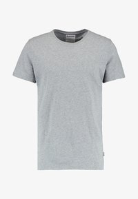 Resteröds - ORIGINAL ROUNDNECK - T-shirt - bas - grey - 4