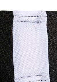Bench - BENCH BOCA - Bikini - black/white - 3