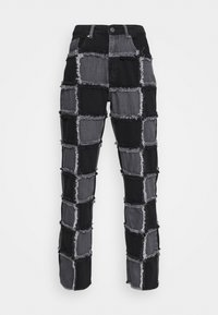 The Ragged Priest - MUSE CHARCOAL - Jeans straight leg - charcoal - 4