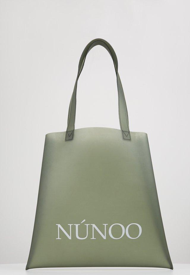 SMALL TOTE - Handbag - green