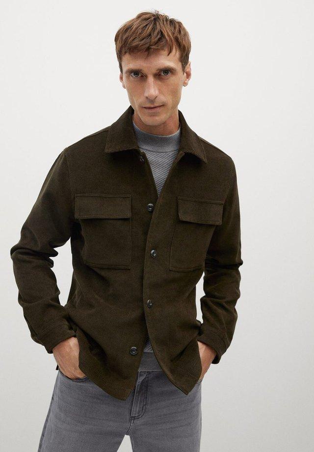BELLART - Skjorte - khaki