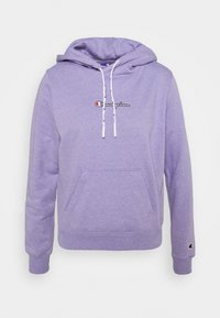 HOODED ROCHESTER - Hoodie - lilac