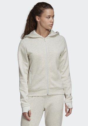 MUST HAVES VERSATILITY HOODIE - Bluza rozpinana - grey melange