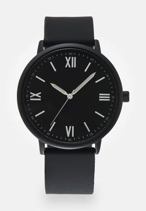 WATCH - Klokke - black