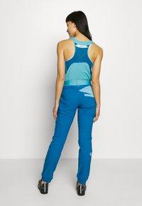 La Sportiva - MANTRA PANT  - Pantalones - neptune/pacific blue - 2