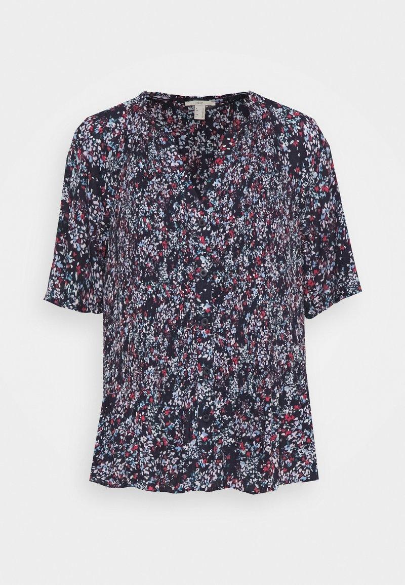 edc by Esprit - T-shirts med print - dark blue