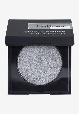 SINGLE POWER EYESHADOW - Eye shadow - silver chrome