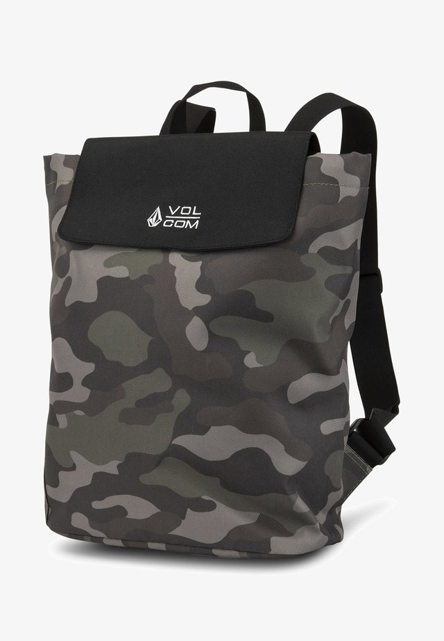 STAMPED STONE - Backpack - camouflage
