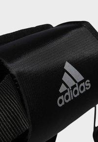adidas Performance - RUN BOT - Bum bag - black - 4