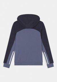 adidas Performance - Zip-up sweatshirt - orbit violet/legend ink/white - 1