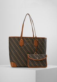 MICHAEL Michael Kors - EVA TOTE - Tote bag - brown - 5