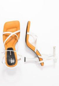 Proenza Schouler - High heeled sandals - nero/osso - 1