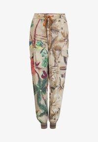Desigual - Teplákové kalhoty - brown - 5