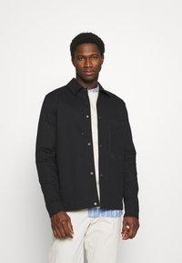 Selected Homme - SLHMORRIS JACKET - Summer jacket - black - 0