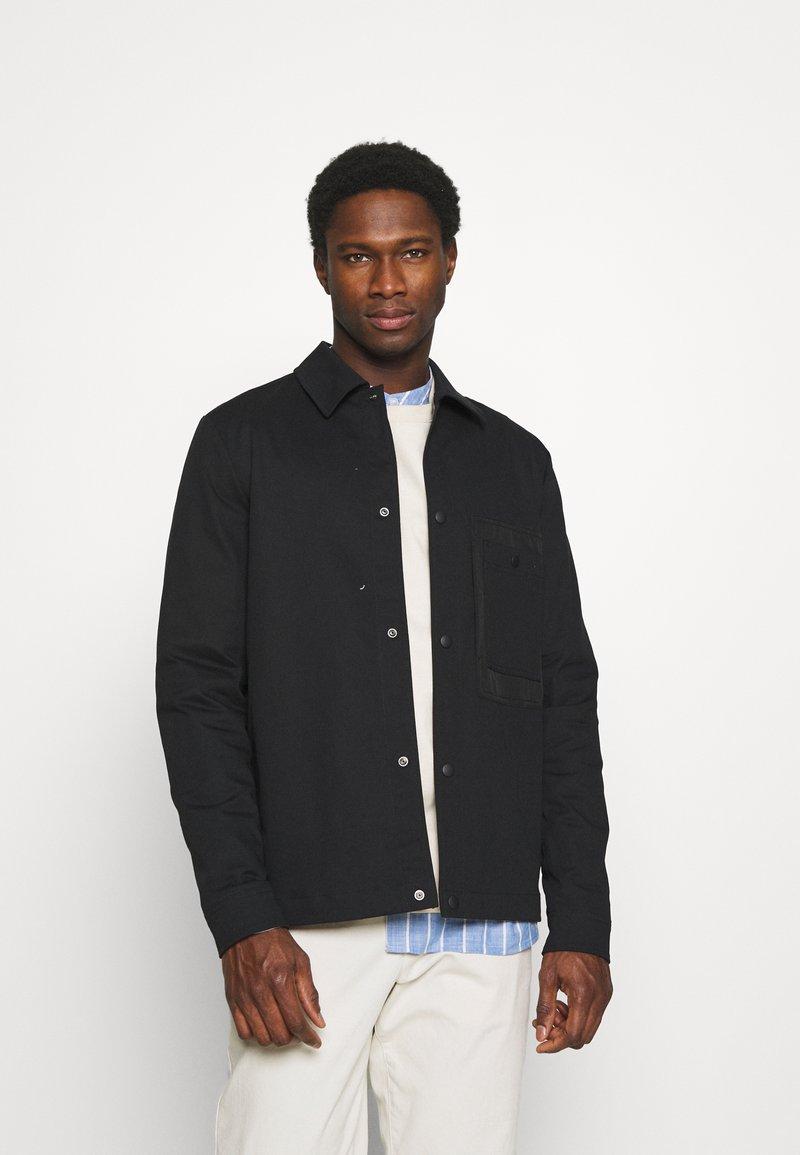 Selected Homme - SLHMORRIS JACKET - Summer jacket - black