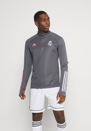 REAL MADRID AEROREADY FOOTBALL - Club wear - grey five