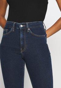 Even&Odd - Jeans Skinny Fit - dark blue denim - 3