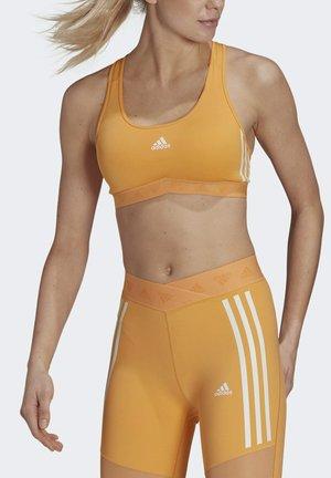 Reggiseno sportivo con sostegno leggero - orange