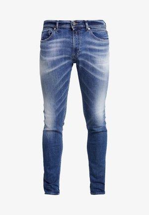 JONDRILL - Jean slim - medium blue