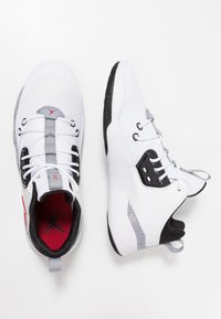 Jordan - DNA - High-top trainers - white/gym red/black/cement grey - 1