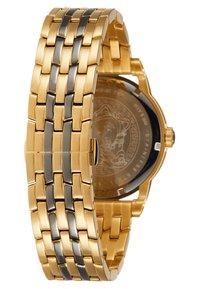 Versace Watches - PALAZZO EMPIRE - Watch - gold-coloured/gunmetal - 4