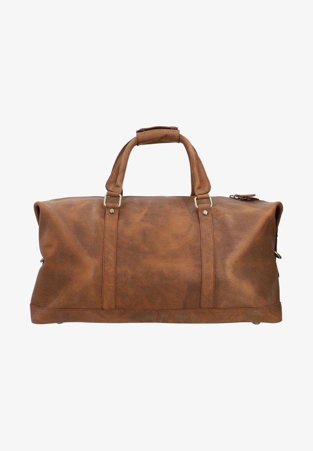 RUBEN - Weekend bag - brown