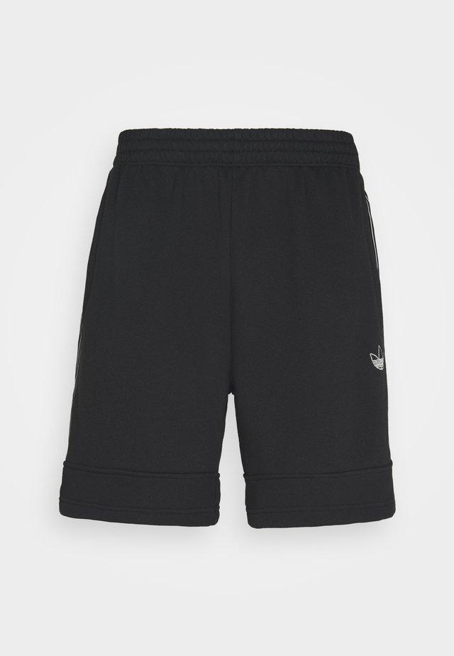 Shorts - black/chalk white