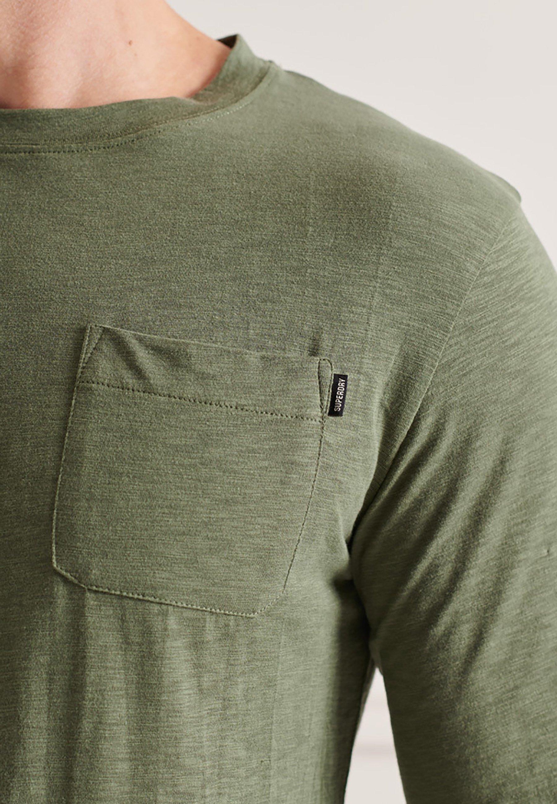 Men STUDIOS SLUB - Long sleeved top