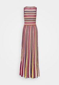 M Missoni - SLEEVELESS LONGDRESS - Maxi šaty - multicolor - 1