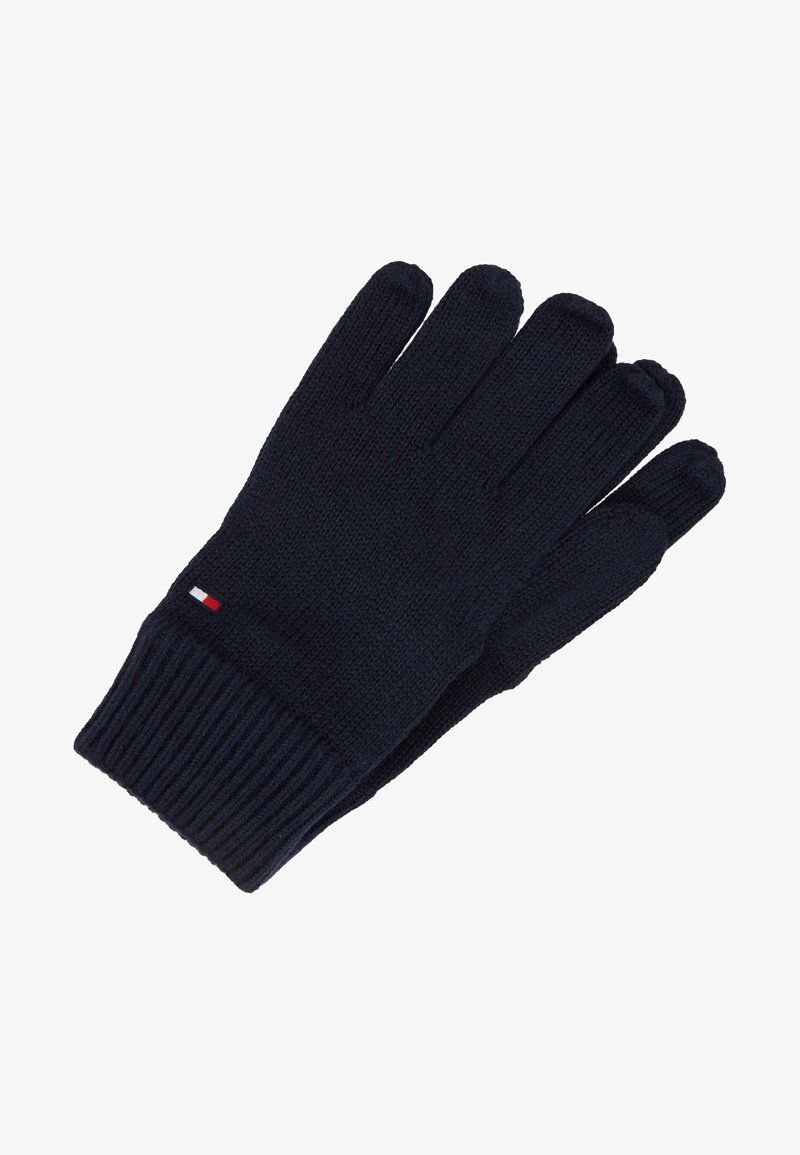 Tommy Hilfiger - GLOVES - Gants - blue