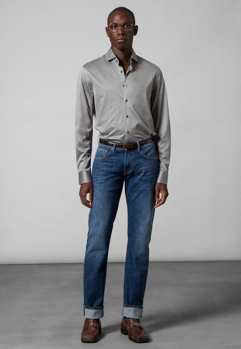 Baldessarini - 5-POCKET JACK - Straight leg jeans - blue fashion